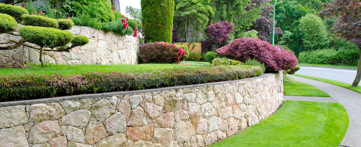 Stone and Hardscaping - Mike McHale's Landscaping & Design of ...